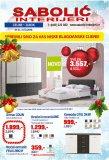 Sabolić interijeri katalog Niske blagdanske cijene do 31.12.2016.