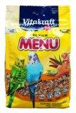 Hrana za male papige tigrice s medom Vitakraft 500g