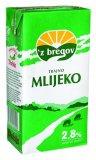 Trajno mlijeko Z'bregov 2,8% m.m. 1 L