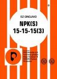 Umjetno gnojivo NPK 15-15-15 25 kg