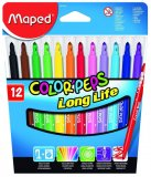 Flomasteri školski Maped Color'Peps 12/1