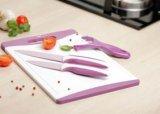 Set kuhinjskih noževa s daskom za rezanje SIMPEX Color