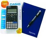 Kalkulator Casio FX-991 EX + bilježnica Gratis