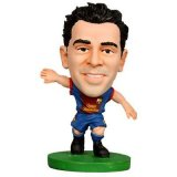 Nogometna zvijezda Soccerstarz Barcelona Xavi Hernandez Home Kit