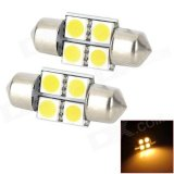 LED ŽARULJA EVITEK FESTOON 5050SMD 4LED 31mm CANBUS