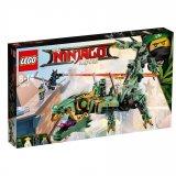 LEGO 70612, Ninjago, Green Ninja Mech Dragon, robotski zmaj zelenog ninje