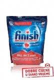 finish All in 1 Max tablete za strojno pranje posuđa 80 kom.