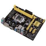 Matična ploča ASUS H81M-K, Intel H81, DDR3, zvuk, G-LAN, SATA, PCI-E, D-SUB, DVI, USB 3.0, mATX, s. 1150