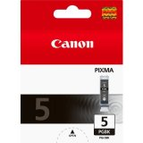 Tinta Canon PGI-5BK Crna original