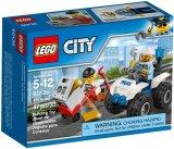 LEGO 60135, City, ATV Arrest, uhićenje na ATV-u