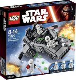 LEGO 75100, Star Wars, First Order Snowspeeder