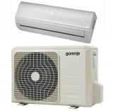 Klima uređaj GORENJE KAS35 vanjska + unutarnja jedinica, grijanje (3,8kW), hlađenje (3,5kW), A+/A++
