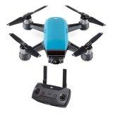 Dron DJI Spark + GRATIS daljinski upravljač, Sky Blue, FullHD kamera, 2-osni gimbal, plavi