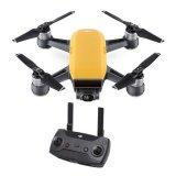 Dron DJI Spark + GRATIS daljinski upravljač, Sunrise Yellow, FullHD kamera, 2-osni gimbal, žuti