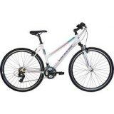 Nakamura PLATINUM 1.8W, ženski treking bicikl, bijela
