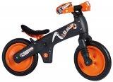 Bicikl dječji-guralica pvc bellelli b-bip ,boja: sivo-narančasta, nosivost: max.30kg BELLELLI