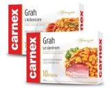 Grah sa slaninom ili s kobasicom Carnex 400g