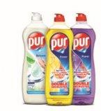 Deterdžent za pranje posuđa Pur 900 ml