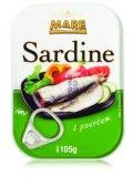 Sardina s povrćem Mare 75,6 g