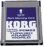 Korg Rmc-pcm02 pa80-middle east kartica s proširenjem Korg