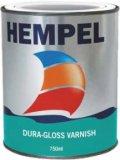 Lak Dura Gloss Varnish Hempel 0.75 l