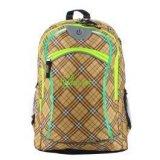 Wheel Bee LED NIGHT-VISION 30, dječji ruksak, smeđa