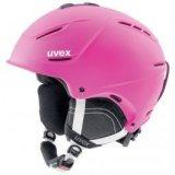 Uvex P1US 2.0, ženska skijaška kaciga, roza