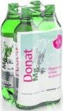 Gazirana mineralna voda Donat Mg 4x1l