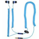 Satzuma Slušalica bungee earphones - blue
