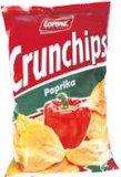 Čips slani ili paprika Crunchips 75 g