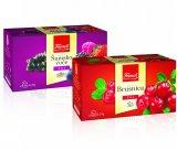 Čaj brusnica ili šumsko voće Franck 55 g