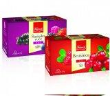 Čaj brusnica, šumsko voće Franck 55 g