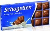 Čokolada mliječna ili noisette Schogetten 100 g