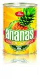 Kompot ananas komadi Frudela 340 g