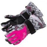 Firefly AZURA II WMS, ženske rukavice, siva