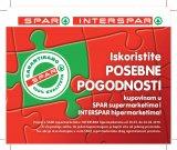 Spar katalog Posebne pogodnosti u supermarketima 20.03.-02.04.2019.