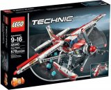 Set LEGO kocke Technic - Fire Plane (42040)