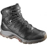 Salomon QUEST WINTER GTX®, muške cipele za planinarenje, crna