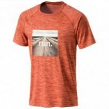 Pro Touch RALF V UX, muška majica za trčanje, narančasta
