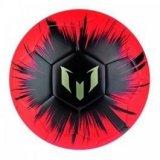 Adidas AC5527 MESSI Q1 MINI, nogometna lopta, crvena