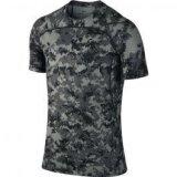 Nike M NP HPRCL TOP SS FTTD D CAMO, majica, uzorak