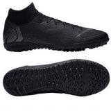 Nike SUPERFLYX 6 ACADEMY TF, tenisice za nogomet, crna