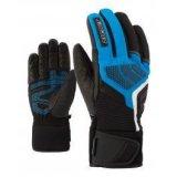 Ziener GEMAX AS®, muške skijaške rukavice, plava