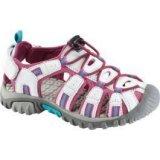 McKinley VAPOR2 JR, dječje sandale za planinarenje, bijela