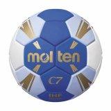 Rukometna lopta MOLTEN H1C3500 vel.0, guma, IHF approved, plavo/bijela