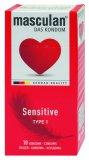 Prezervativi Sensitive Masculan 10/1