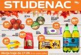Studenac katalog od 20.09. do 27.09.2017.