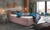 Havana boxspring krevet rozi