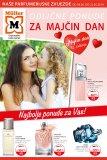 Muller katalog Majčin dan parfemi 09.05.2019.-22.05.2019.