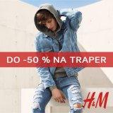 Do 50% popusta na traper u H&M